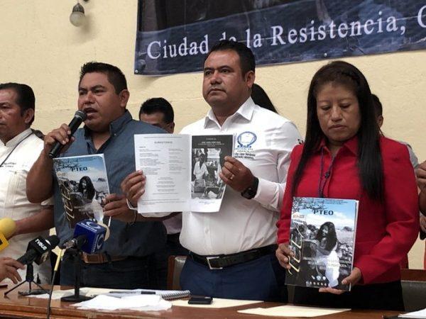 CNTE aplicará modelo educativo alternativo (PETEO) en las escuelas de Oaxaca