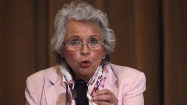 Sánchez Cordero negó renuncia y anunció la ruptura del diálogo con autodefensas