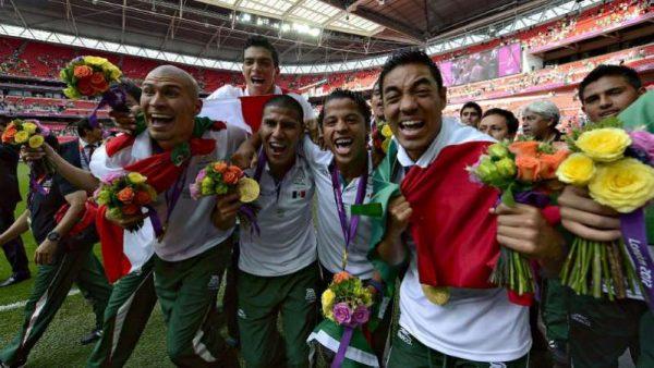 Jugadores del Tri de Londres 2012, donarán dinero a deportistas