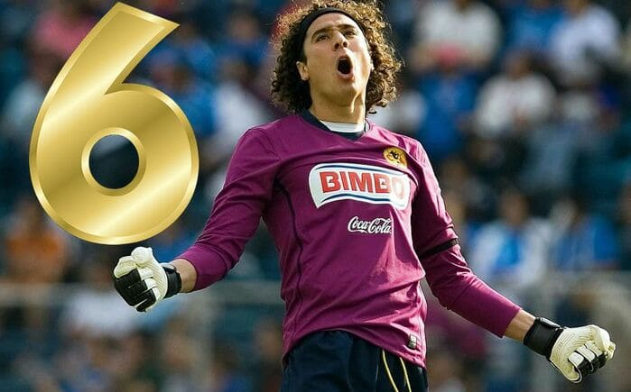 ¿Por qué Guillermo Ochoa usará el número 6 en América?