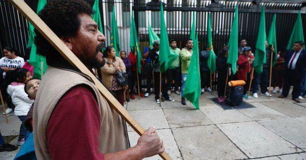 FAC bloquea entrada al aeropuerto, exigen a AMLO que atienda al campo
