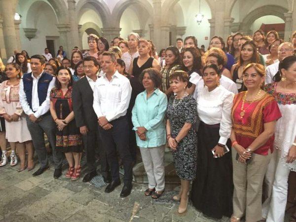 Inauguran 1er foro regional, para erradicar la violencia contra las mujeres en Oaxaca