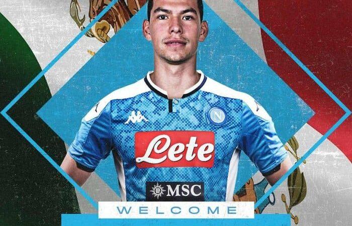 Oficial: Chucky Lozano es nuevo jugador del Napoli