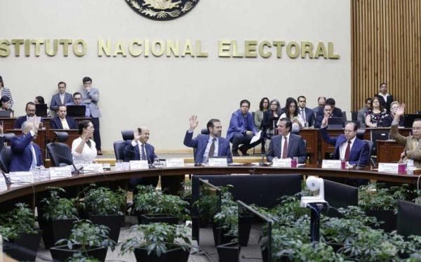 En 2020 partidos recibirán 5 mil millones de pesos de financiamiento