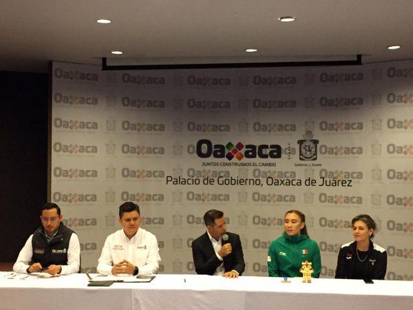 La karateca oaxaqueña Xhunashi Caballero, ganó medalla de bronce en los Juegos Panamericanos de Lima Perú