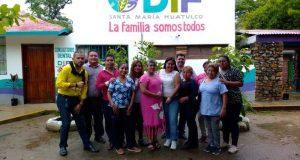 Unión de Madres Solteras, realiza recorrido de servicios en zonas marginadas de Huatulco