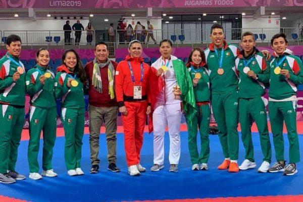 ¡Histórico! México conquista las 100 medallas totales en Lima 2019