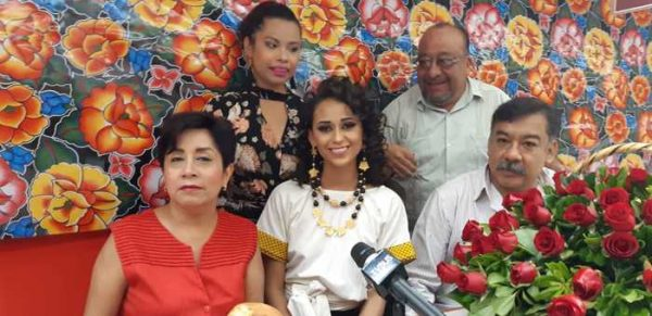 """Participará Miss Turismo Oaxaca, en """"Mis Turismo Latino 2019"""" en Cancún Quinta Roo"""