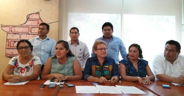 Tribunal devuelve derechos partidarios a Diputados de MORENA en Oaxaca