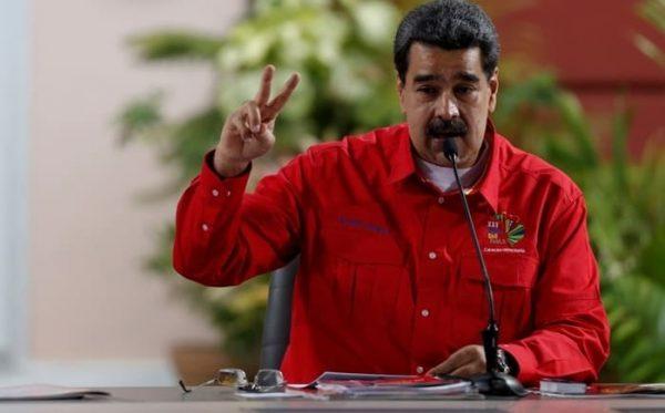 Nicolás Maduro confirma contactos con Washington