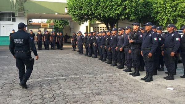 Suspenden presentación de Comisario de la Policía Municipal de Tuxtepec