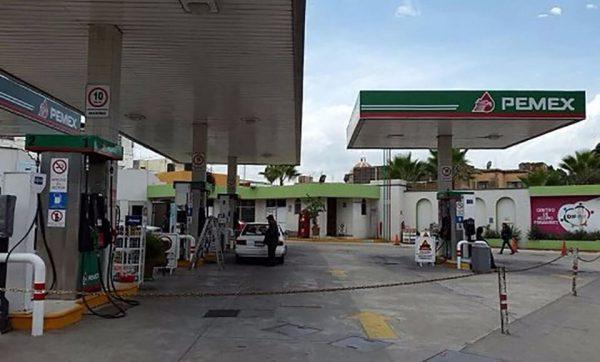 Roban gasolinera en Oaxaca, propiedad del DIF estatal