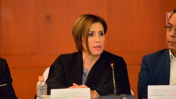 Rosario Robles no tramitó licencia con domicilio en Polanco