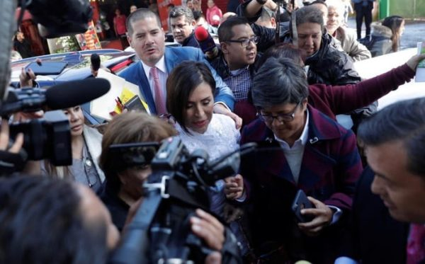 Rosario Robles se ampara por difusión de auditorías