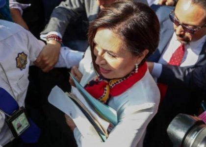 Juez dicta prisión preventiva a Rosario Robles