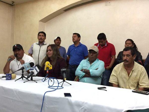 Morenistas y Priistas siguen en disputa por el poder en San Dionisio del Mar