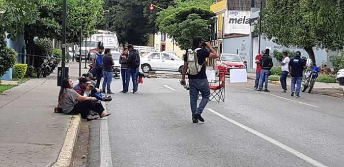 snte bloquea calles (2)