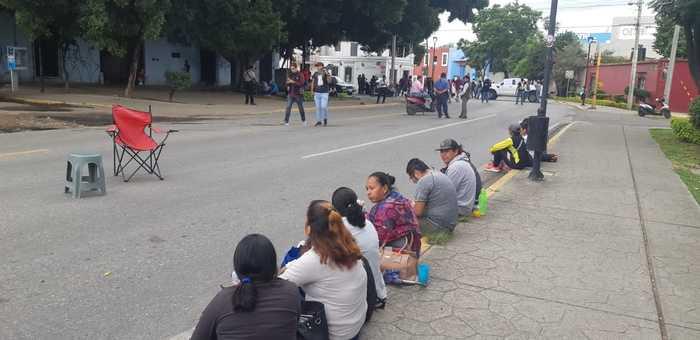 snte bloquea calles (4)
