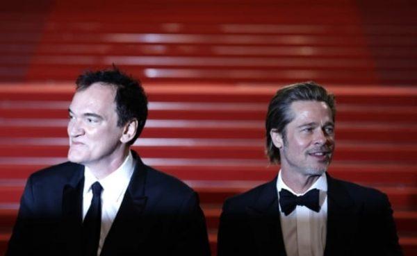 ¡Vienen Brad Pitt y Quentin Tarantino a la Ciudad de México!