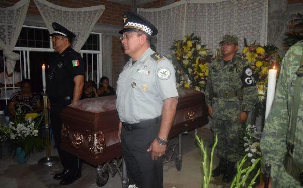 Teniente de la Guardia Nacional de origen oaxaqueño abatido en Guanajuato
