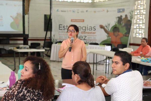 Impulsa IEEPO formación docente en materia de derechos de niñas, niños y adolescentes