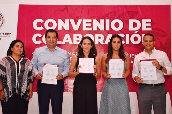 Ciudad de México y Oaxaca de Juárez se  unen para preservar sus Centros Históricos