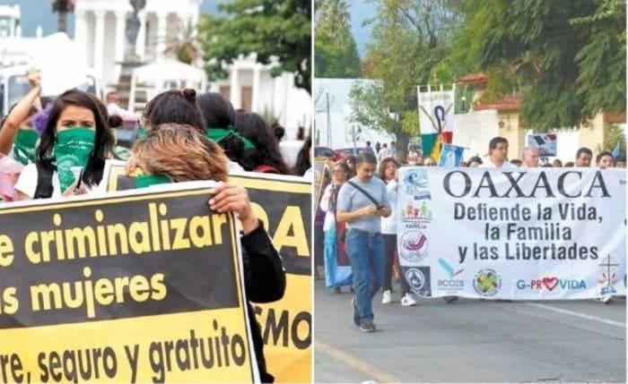 Por aborto: 20 mujeres presas y 56 investigaciones en Oaxaca