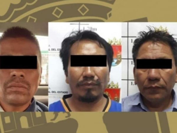 Caen 4 por agresión a Guardia Nacional en Chiapas