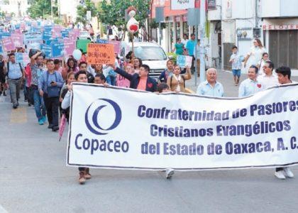 Evangélicos van contra reforma que avala aborto en Oaxaca