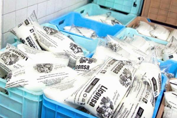 A finales de octubre, operará centro de acopio de leche en Loma Bonita