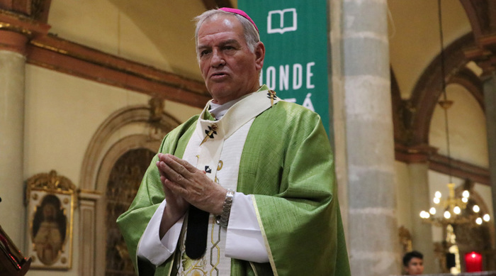 Convoca arzobispo de Oaxaca a Marcha por la Vida