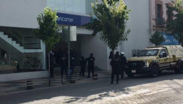 Asaltante en Puebla confiesa que empleados de bancos son sus cómplices