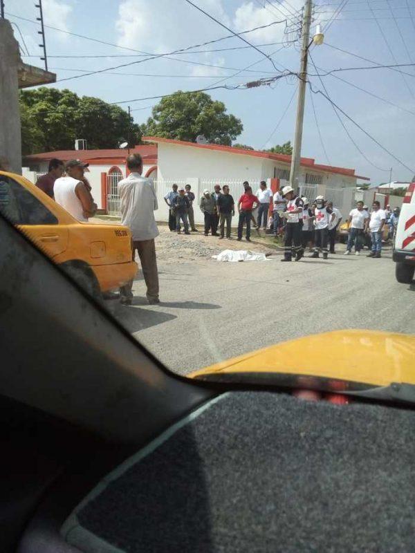 Ejecutan a un hombre en Salina Cruz