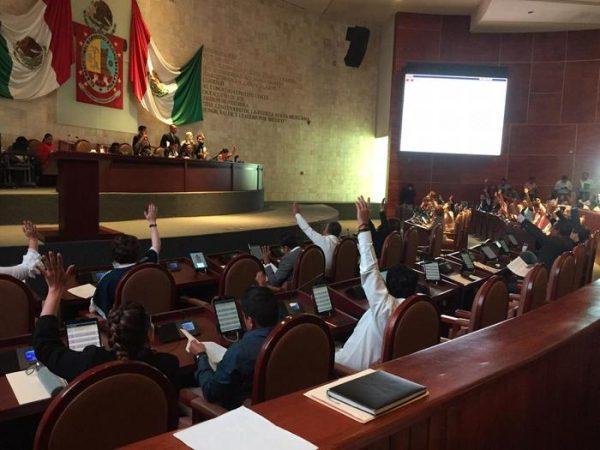 Próximo 13 de noviembre, culminará segundo periodo ordinario de sesiones y se renovará la mesa directiva