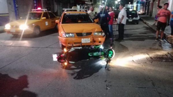 Incrementó un 20% casos de accidentes en los últimos días: Policía Vial