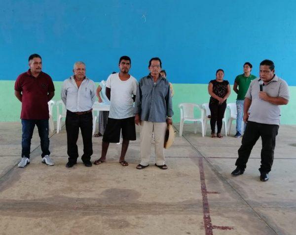 Cambio de Agente de Policía en Arroyo Frijol