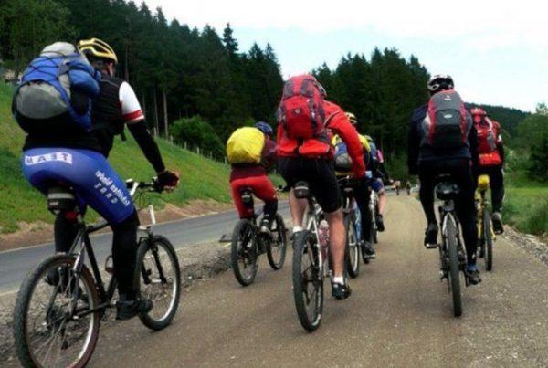 Ciclistas franceses recorrerán la región, reactivarán economía