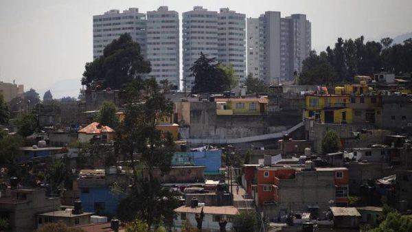 México, país rico de Latinoamérica con salarios muy pobres