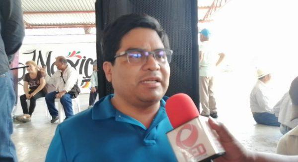 Dirigente de la FPR denuncia hostigamiento a sus agremiados en Jacatepec