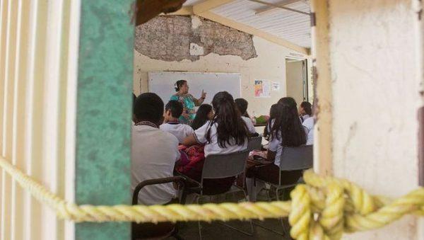 Llevará otro año reconstruir Oaxaca