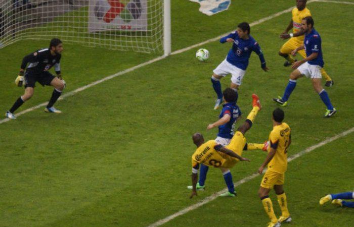 Paul Delgadillo aceptó error en gol del américa ante Cruz Azul