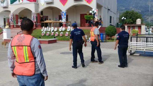 Con talleres en escuelas, se busca que Jalapa de Díaz esté preparado ante cualquier emergencia: Protección Civil