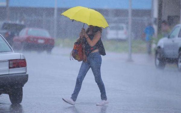 Zona de inestabilidad con potencial ciclónico incrementará lluvias en Oaxaca