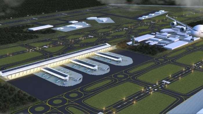 SCT presenta plan maestro de aeropuerto de Santa Lucía a aerolíneas