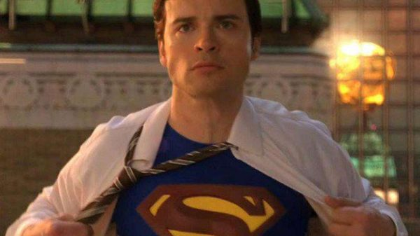 Oficial: ¡Tom Welling volverá a interpretar a Superman!