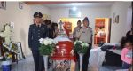 Realizan funeral de integrante de la GN que murió en balacera de Culiacán