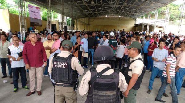 Morena suspende asambleas en varios estados por violencia