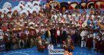 Viste la Guelaguetza de color y cultura al Gran Premio de México F1