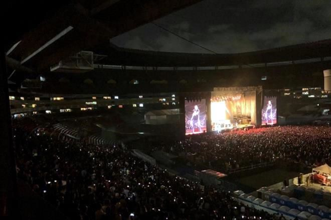 Multarán por irregularidades en concierto de Guns 'N Roses