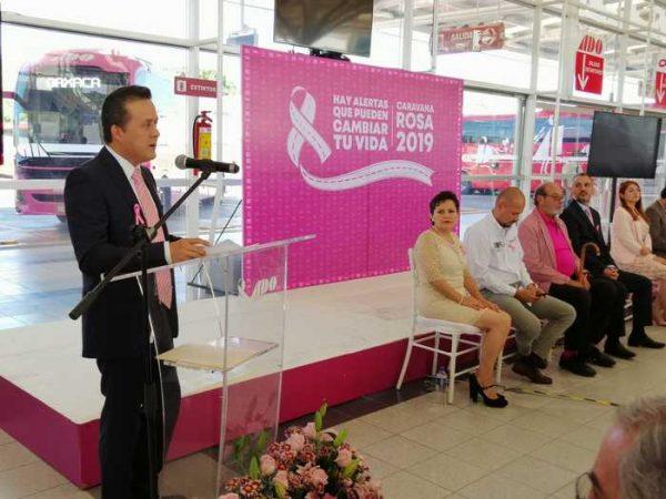 Beneficiará ADO a mujeres con mastografías gratuitas en el centro FUCAM Oaxaca